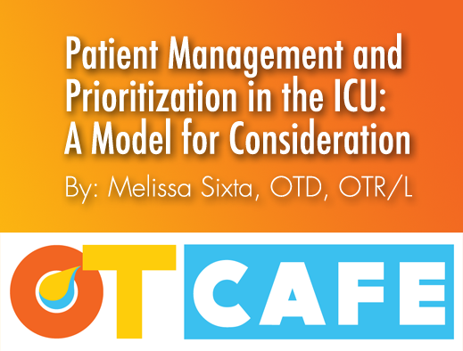 Patient Management and Prioritization in the ICU: A Model